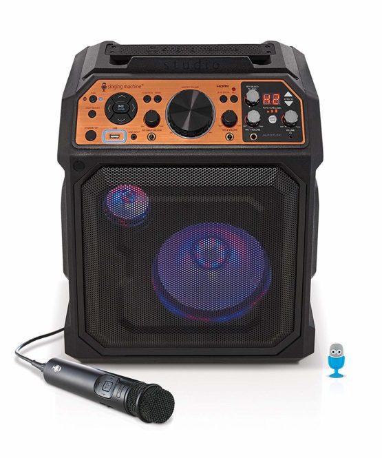 SDL20931 Bluetooth Karaoke Machine With AutoTune
