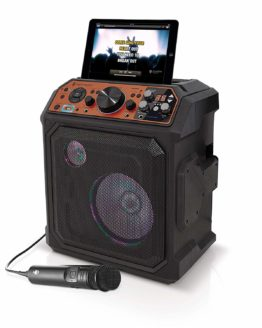 SDL20932 Bluetooth Karaoke Machine With AutoTune