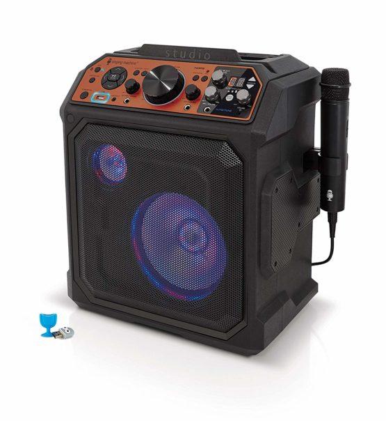 SDL20933 Bluetooth Karaoke Machine With AutoTune