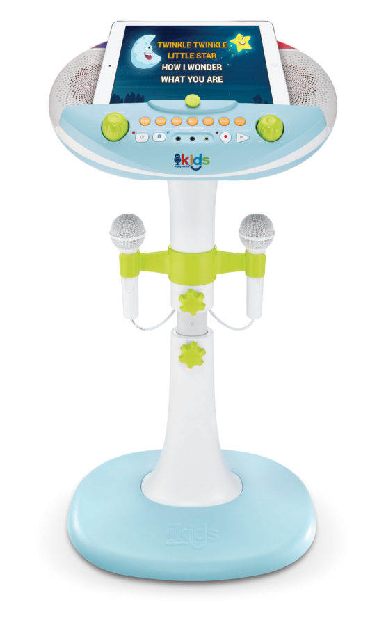 SMK1010 Bluetooth Karaoke Machine For Children