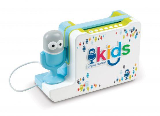 SMK480_02 Bluetooth Karaoke Machine For Kids