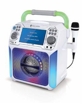 STVG782W1 Karaoke Machine With Screen