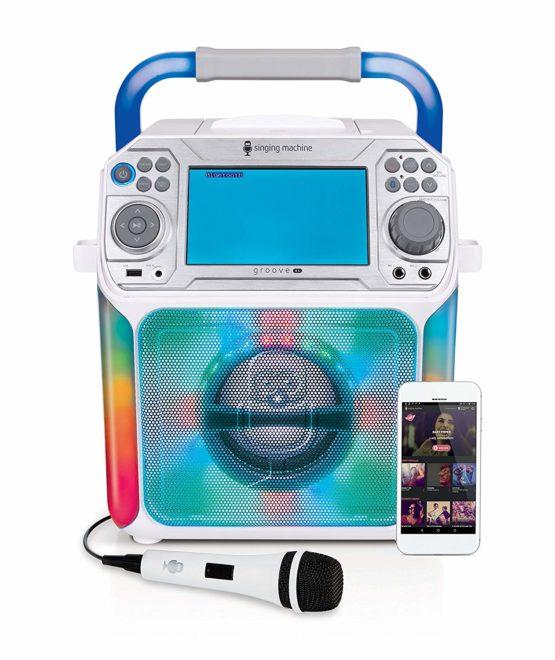STVG782W2 Karaoke Machine With Screen