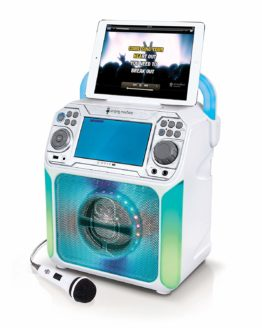 STVG782W3 Karaoke Machine With Screen