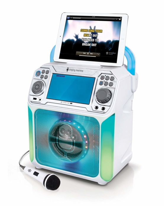 STVG782W3 Karaoke Machine With Screen